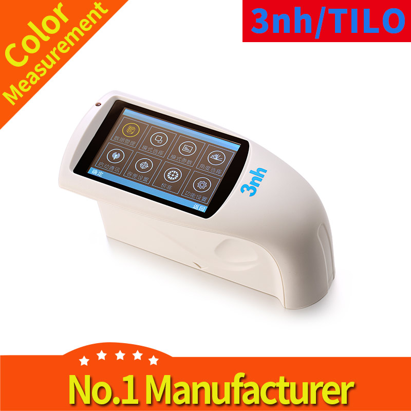 3NH NHG60 60 Degree Touch Screen Precision Glossmeter Gloss Meter with USB-Interface Nhg60