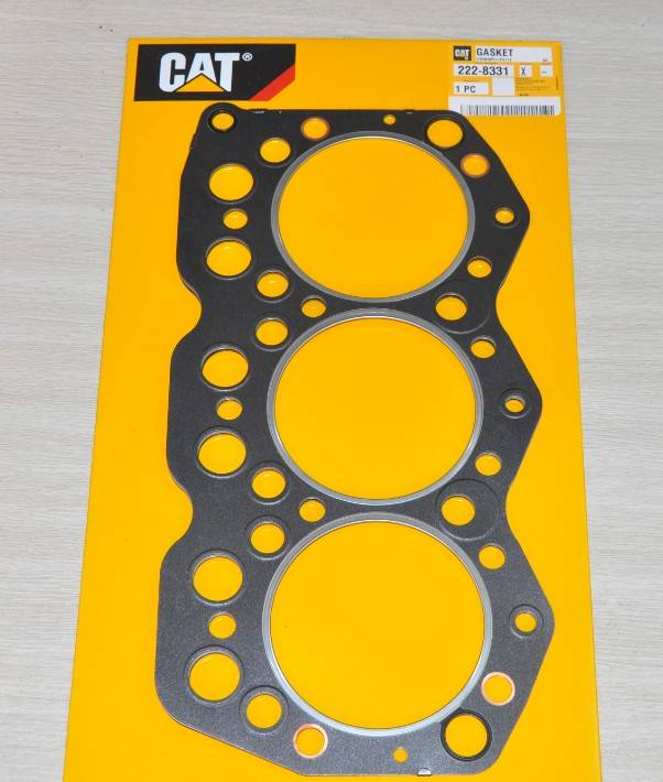 Genuine CATERPILLAR 222-8331 GASKET for Caterpillar Diesel Engine Assembly