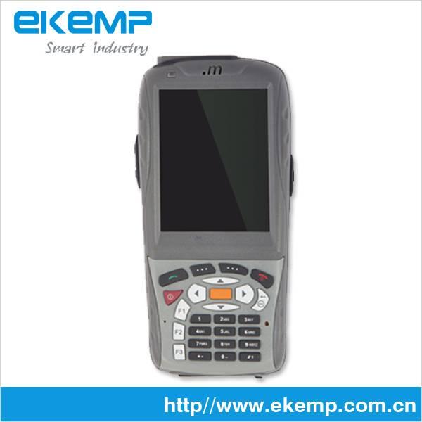 Industrial Handheld 1D 2D Barcode Scanner PDA