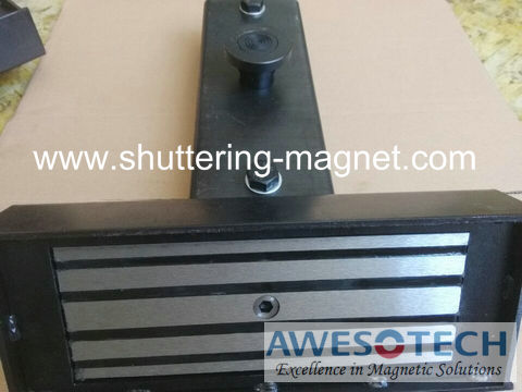 1800kg Box Magnet for Precast