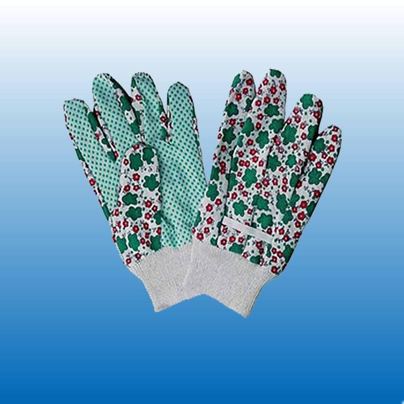 Mini PVC dots Gardening Gloves(WF1012)
