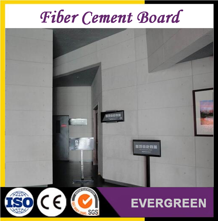 High Quality Building Materials Fiber Cement Boards