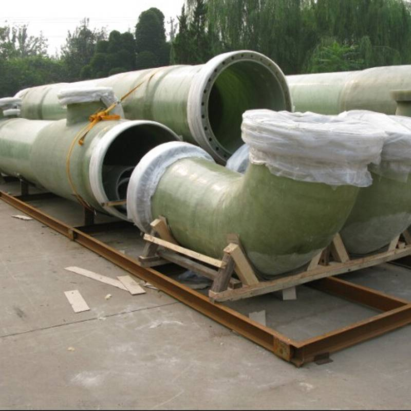 FRP pipe for supply drinking water and drainge water
