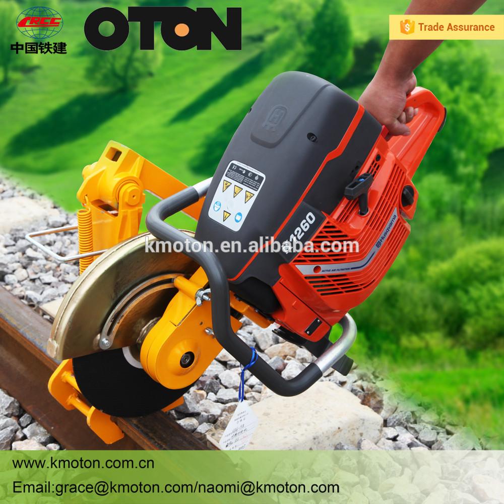 Best price of NQG-5III abrasive cutting machine for rail