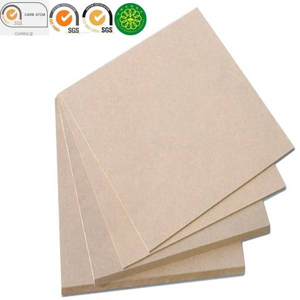 raw mdf board with high quality