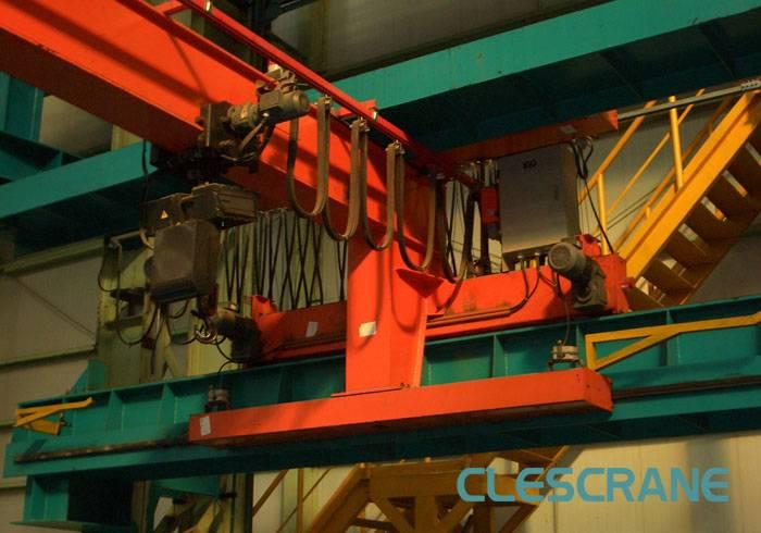 CJB Series Wall Traveling Jib Cranes