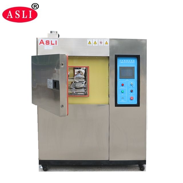 Three Zones Vertical Thermal shock Test chamber