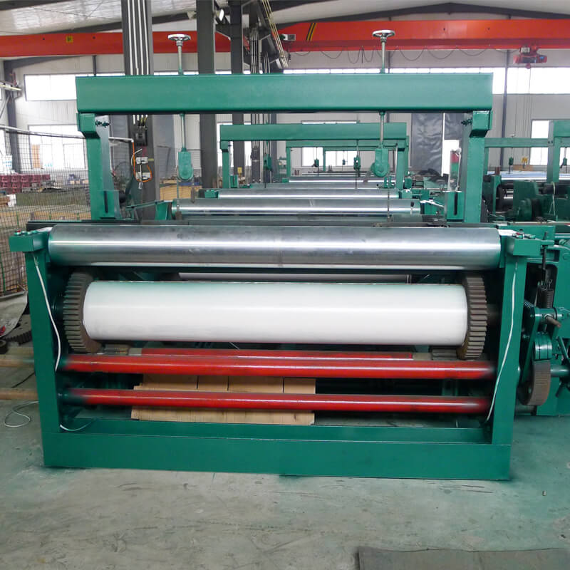 Full automatic heavy-duty metal wire net weaving machine JL1600D-3JZ
