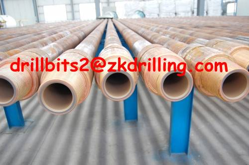 Drill pipe used for oilfield drilling