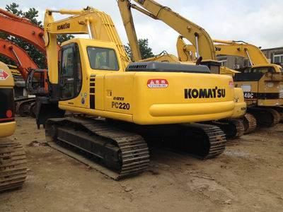 Used Komastu PC220-6 Excavator, Used Komastu Excavator PC220-6 for Sale