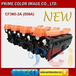 Color Toner Cartridge CF360A for HP Toner Cartridge