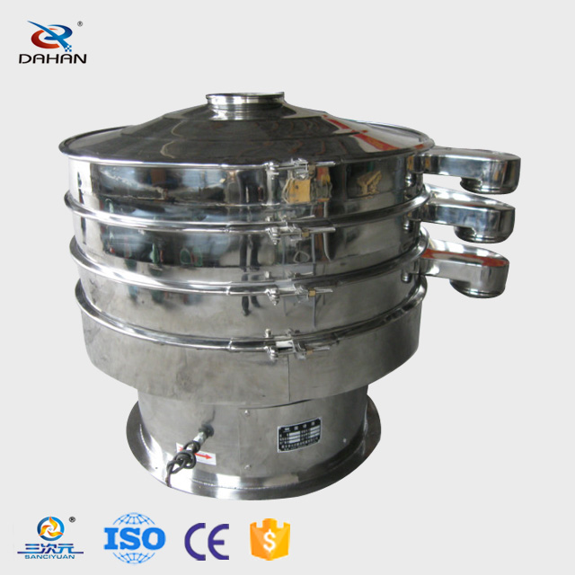 Wheat grading vibrating sieve