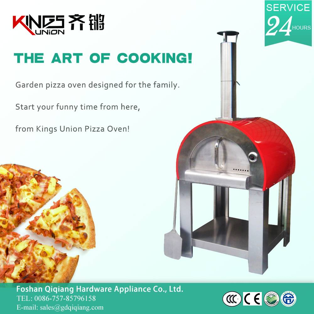 KINGS UNION brand Wood fired pizza oven