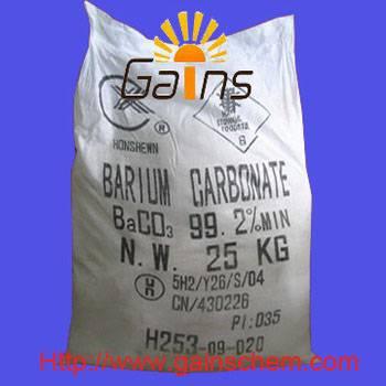barium carbonate.CAS: 513-77-9