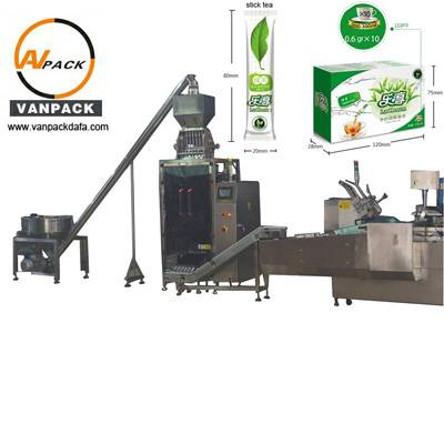 Stick Packing Machine Production Line