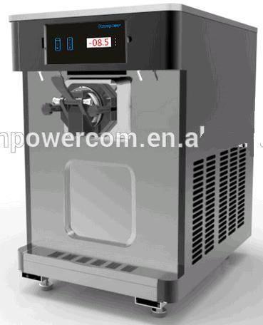 1018 Table Top Soft Ice Cream Machine Frozen Yogurt Macine.No.1 in China.