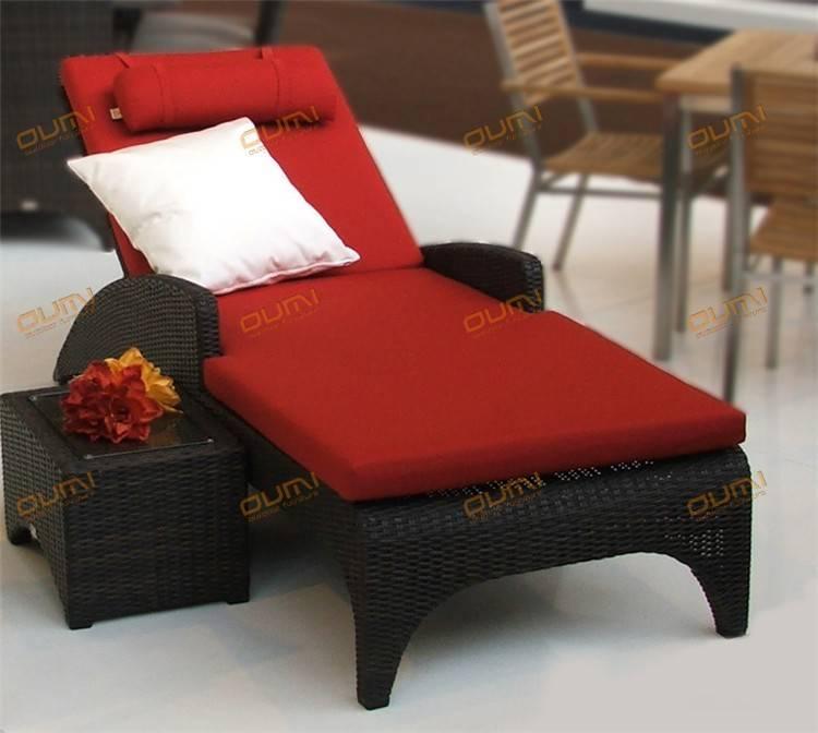outoor furniture sunbeds OM318