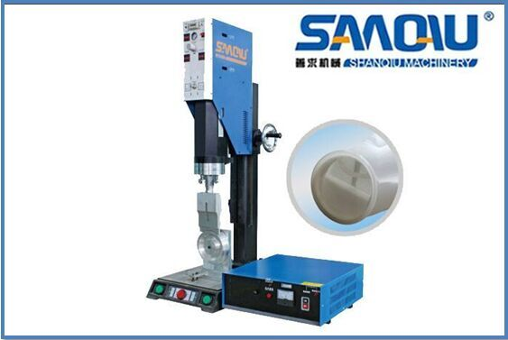 industrial textile automatic ultrasonic welding machine