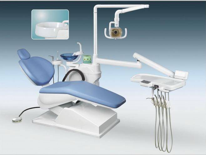 Integral Dental Unit. Dental Chair