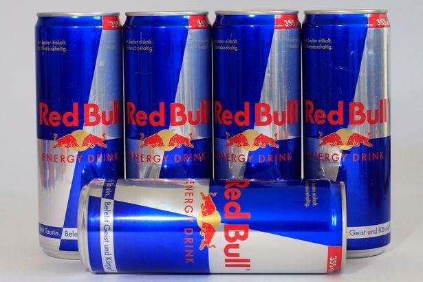 Red-Bull-Energy Drinks Austrian Origin