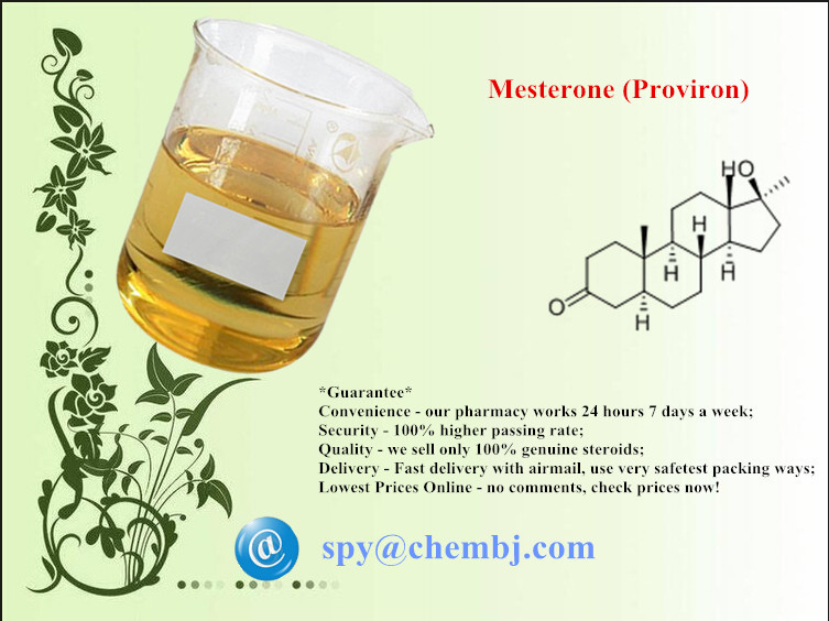 Mesterolone; Proviron  (CAS 1424-00-6)