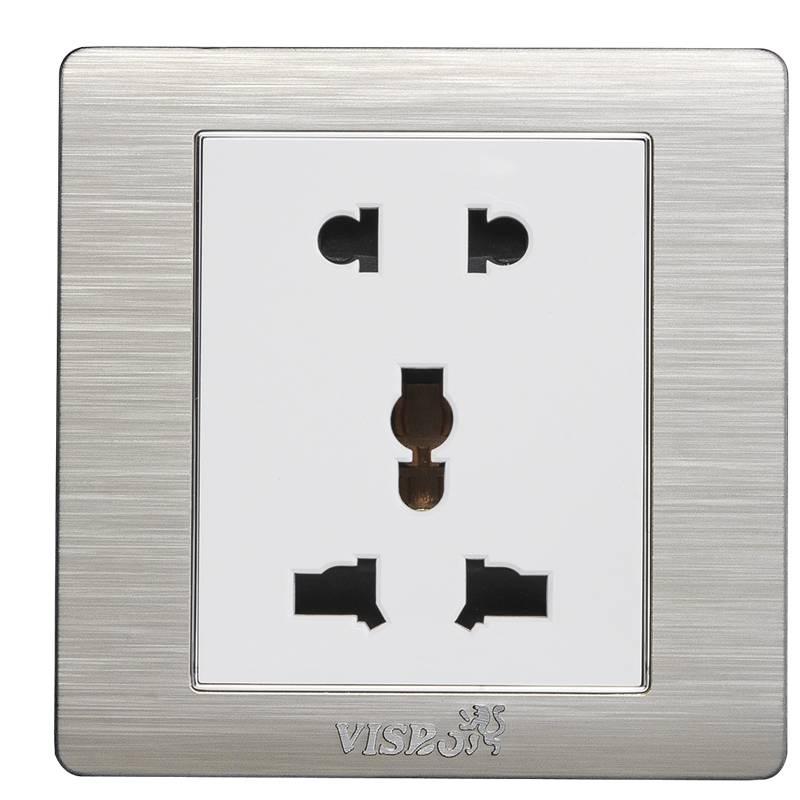 2 pin and universal socket