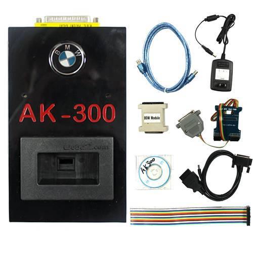 BMW CAS AK300 Key Maker By DHL Free Shipping