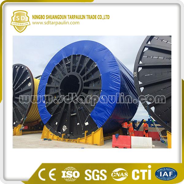 Tough Material Custom Designed Machine Cover Tarpaulin
