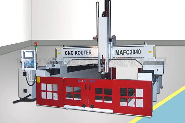 Foam Processing Center MAFC2040