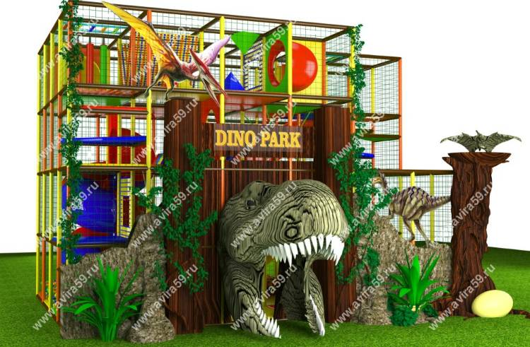 Indoor playground Dino Park
