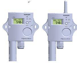 China wholesale wall or duct mounting CO2 controller with Optional ZigBee protocol