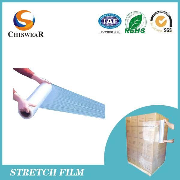Transparent Stretch Film For Wrap