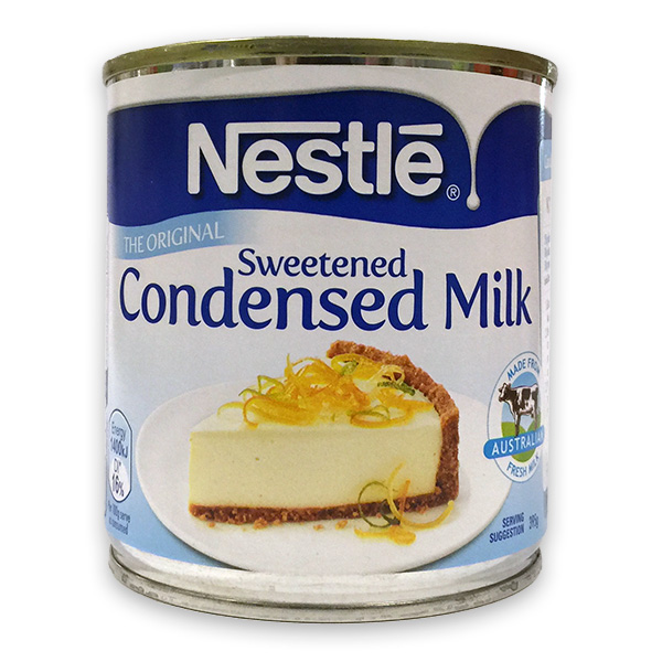 Condensed milk, evaporated milk, sweetened condensed milk