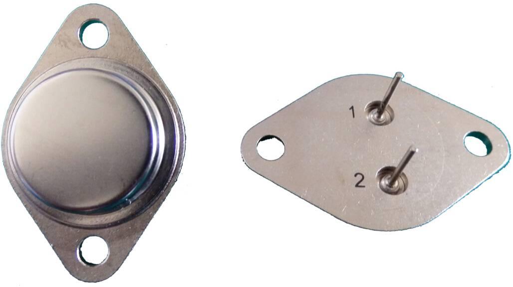 42094/42095 High temperature voltage regulator/power supply module