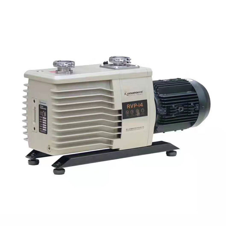 Schmied VDN90 two stage mini double rotary vane Oil vacuum pump