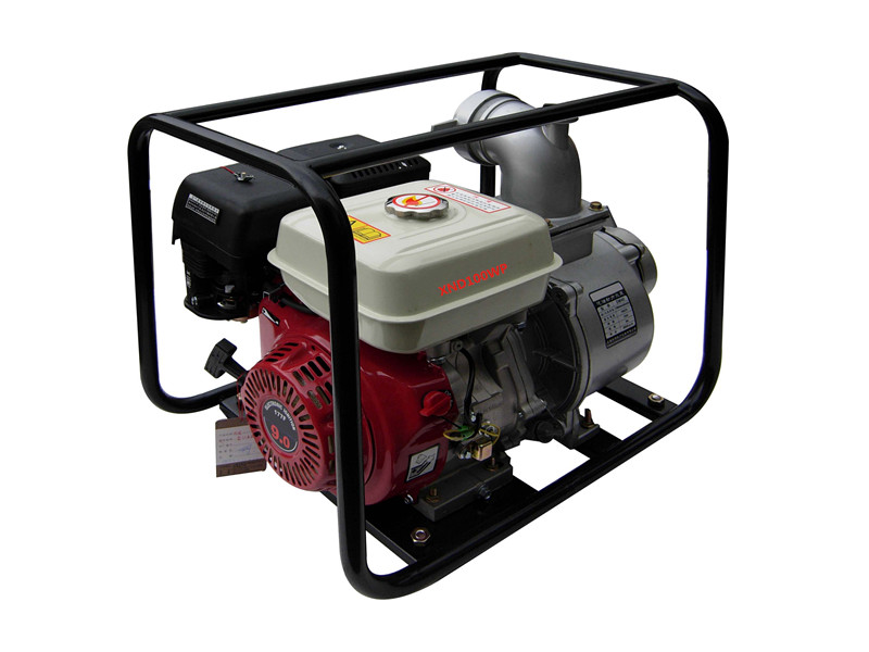 SJ100WP 4inch GASOLINE CLEAR WATER PUMP with high quality
