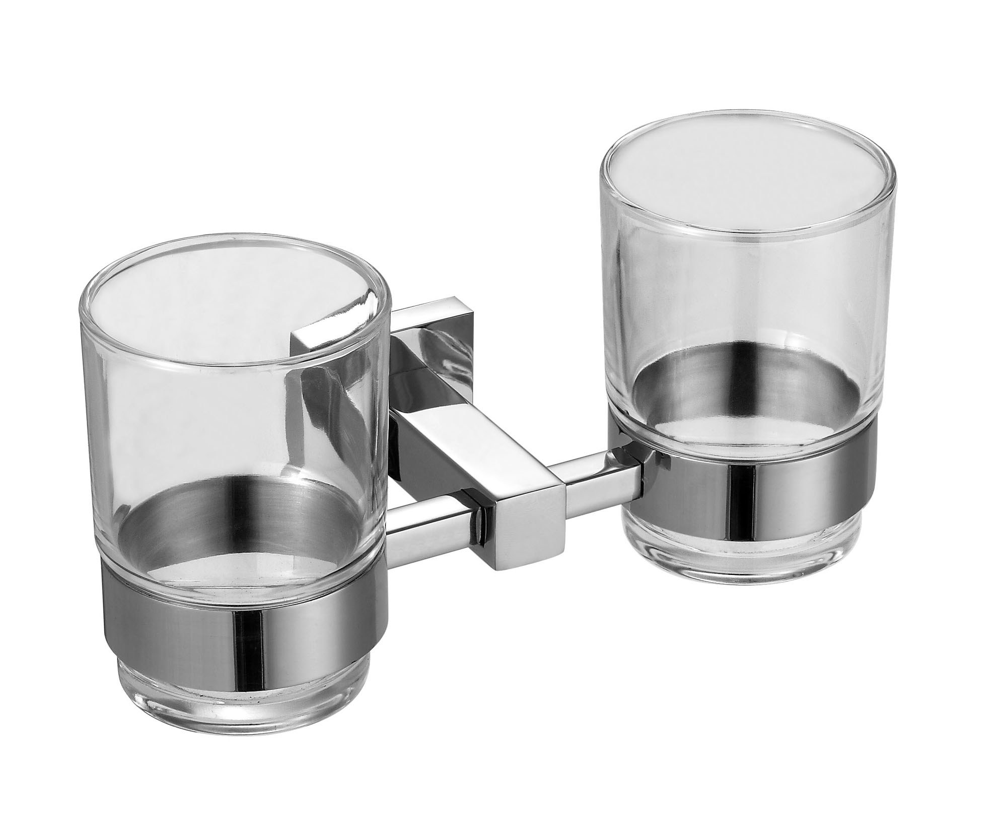 New products christmas bathroom accessories double tumbler holder,Cup Holder