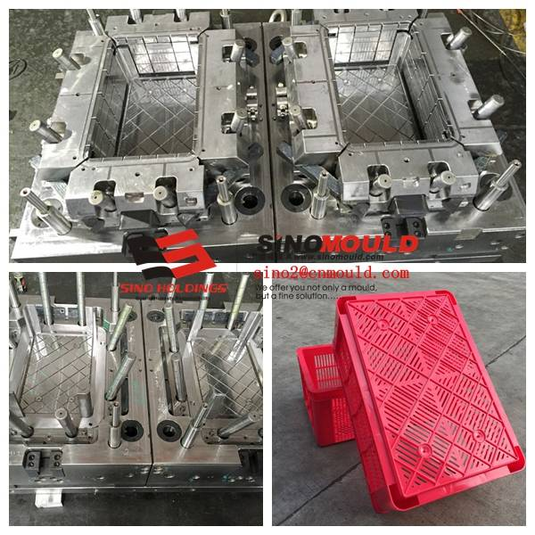 double wall crate molds manufacturer