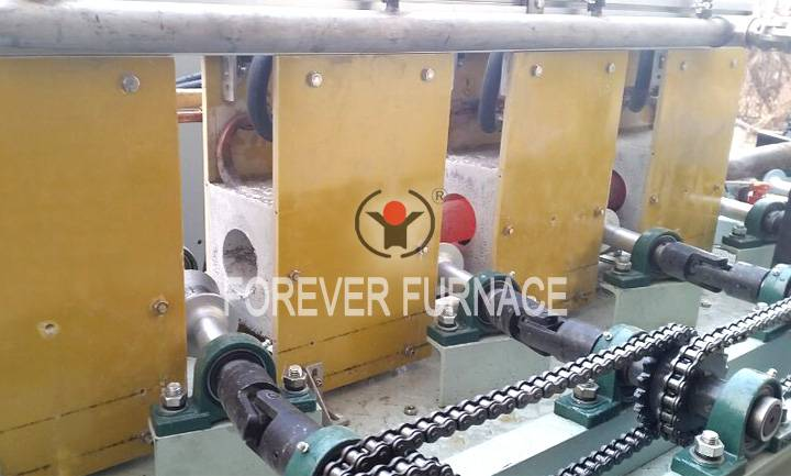 Shaft induction hardening,shaft induction hardening machine