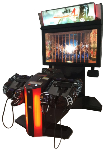 House Of The Dead 4 Gun Shooting Game Dedicated Machine Arcade Machine Amusement Equipment