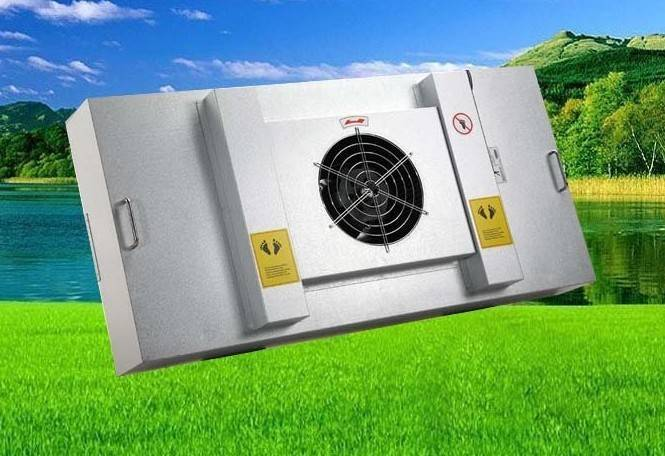 stainless Fan filter unit