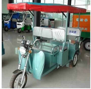2013 model battery rickshaw