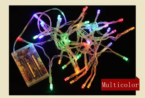 Battery String Lights Festive & Party Supplies >> Christmas Decoration