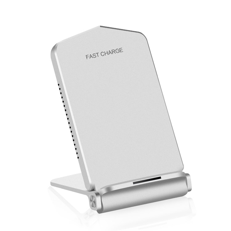 10W Fast Charger For iPhone 8/8X/Max Wireless Charger For Samsung QI Wireless Charging Pad