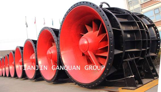 Axial Flow Pump -tubular type