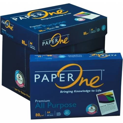 Paperone A4 80gsm paper