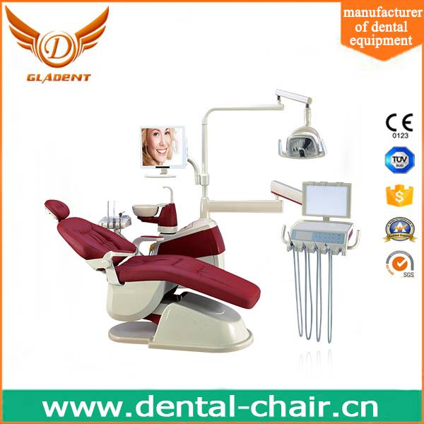 Gladent dental chair CE ISO approval high quality