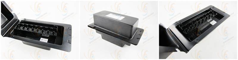 Original DX5 solvent print head for Mimaki JV33/JV5