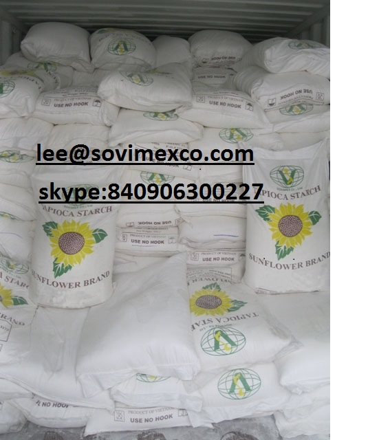 Native Tapioca Starch