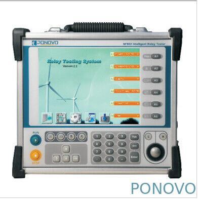 Digital relay test equipment NF802